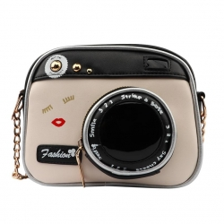 Latest Camera Design Chain Shoulder Bag