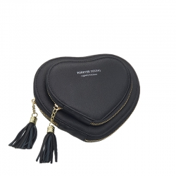 Littledesire Heart-shaped sling crossbody Mini Bag