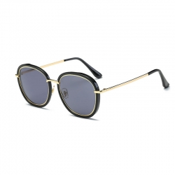 Littledesire Retro Designer Mirror Round Sunglasses