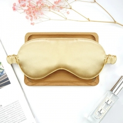 Littledesire Imitated Silk Sleeping Soft Eye Mask