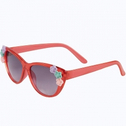 Littledesire Flower Design Girls Sunglasses