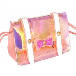 Transparent Clear Shoulder Crossbody Bag