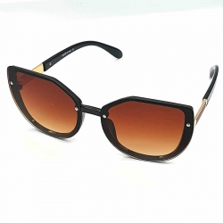 Flat Lens Classic Design Women Sunglasses