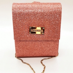 Sequins Glitter Party Wear Sling Chain Bag