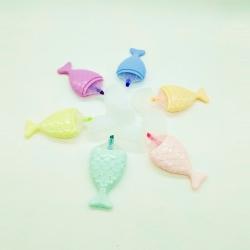 Fish Design Markar Pen Pack of 6