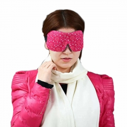 Littledesire Floral Sleeping Eye Mask