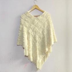 Women Winter Wear Woolen Poncho Sweater