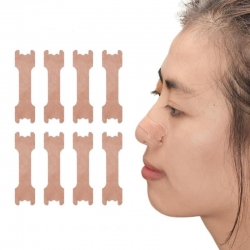 50pcs Breathe Right Better Nasal Strips Right Way To Stop Snoring Anti Snoring Strips