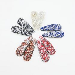 Tik Tak Glitter Hairpin Pack of 5
